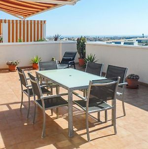 Stunning Apartment In Nucleo Orihuela-Costa W/ Outdoor Swimming Pool And 3 Bedrooms photos Exterior
