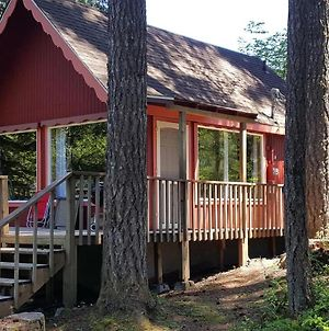 New Listing Little Red Cabin Minutes To Mt Rainier Entrance photos Exterior