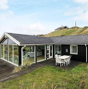 Secluded Holiday Home In Lokken With Whirlpool photos Exterior
