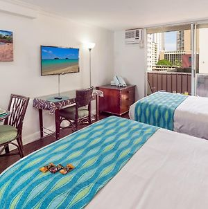 Beautiful Studio In The Heart Of Waikiki, 1 Block To Beach, Split Ac & Wifi photos Exterior