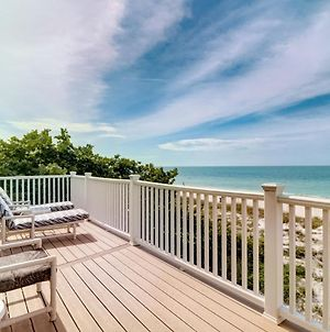 New Listing! Beachfront Bliss With Stunning Views Townhouse photos Exterior