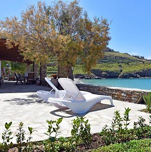 The Stone Beach House In The Area Of Kampi, Koundouros photos Exterior