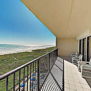 New Listing! Gulf-Front Retreat With Pools & Gym Condo photos Exterior