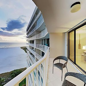 Chic High-Rise W/ Gulf Views, Pool & Hot Tub Condo photos Exterior