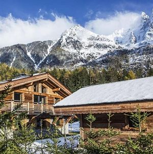 Charming Wood Luxury Chalet In Chamonix Mont-Blanc - Welkeys photos Exterior