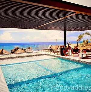 2 Bedroom Condo // Best Rooftop Pool By Happy Address photos Exterior