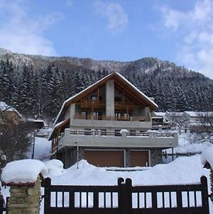 Luxury Chalet For Skiing And Hiking With Jacuzii And Saunas For 14 People photos Exterior
