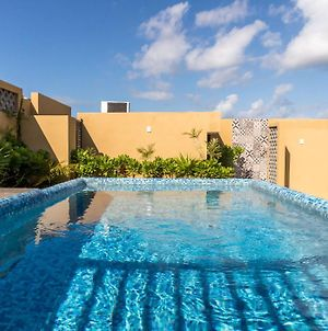 309-Penthouse At Playa Del Carmen, Roofgarden With Private Pool! photos Exterior