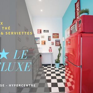Le Deluxe - Rue Riquet Avec Parking photos Exterior