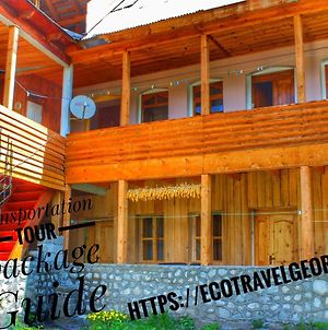 Ecohouse Svaneti photos Exterior
