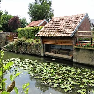 Le Lavoir Secret - Atypical Accommodation In A Beautiful Bucolic Setting photos Exterior