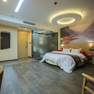 Thank Inn Plus Hotel Hebei Handan Congtai District Lianfang West Road photos Exterior