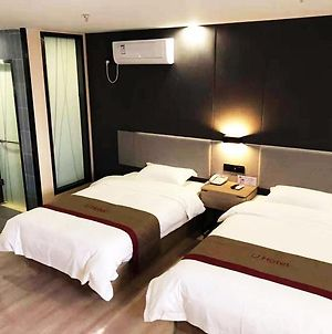 Thank Inn Plus Hotel Hebei Shijiazhuang Zhengding New District International Small Commodity City photos Exterior
