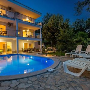 Luxury Villa With A Swimming Pool Poljane, Opatija - 17958 photos Exterior