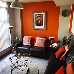 Belfast City Centre Penthouse With Parking And Baocony photos Exterior