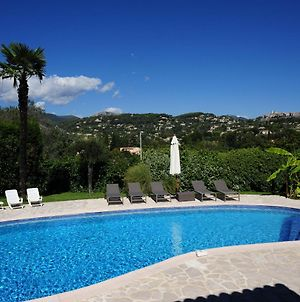 Beautiful Villa In La Colle-Sur-Loup France With Pool And Vue On Saint-Paul photos Exterior