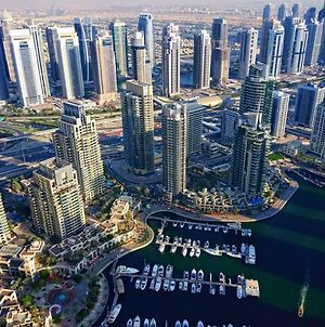 Fabulous 1 Bedroom Dubai Marina & Full Marina View photos Exterior
