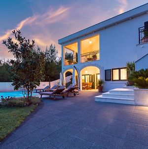 Dalmatian Villa With Sea View And Private Pool photos Exterior