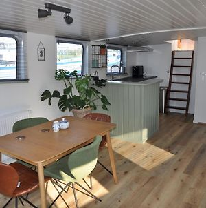Private Lodge On Houseboat Amsterdam photos Exterior