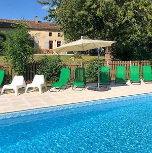 Lorigne Villa Sleeps 10 With Pool And Wifi photos Exterior