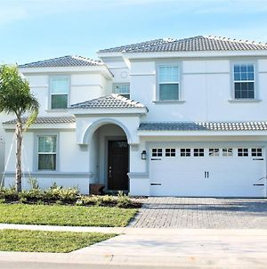Championsgate Villa Sleeps 16 With Pool Air Con And Wifi photos Exterior