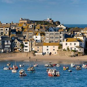 Surf Break 2Bd St Ives Apartment W/ Sea Views+Spa Experience photos Exterior