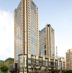 Doubletree By Hilton Shanghai Jing'An photos Exterior
