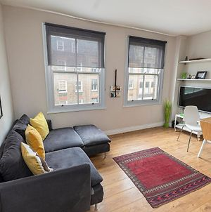 Chic 1 Bedroom Flat, 15 Min To Old Spitalfields Market photos Exterior