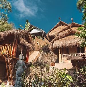 Bali Bamboo Jungle Huts And Hostel photos Exterior