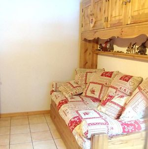 Apartment With 3 Bedrooms In Peisey Nancroix With Wonderful Mountain View Enclosed Garden And Wifi 22 Km From The Slopes photos Exterior