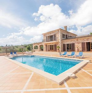 S'Alqueria Blanca Villa Sleeps 8 With Pool Air Con And Wifi photos Exterior