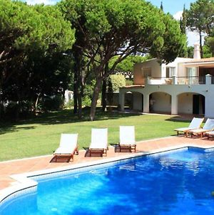 Vale Do Lobo Villa Sleeps 14 Pool Air Con Wifi photos Exterior
