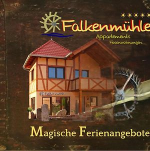 Falkenmuhle Appartements-Ferienwohnungen photos Exterior