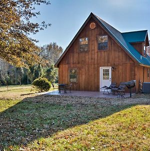 Luxury Cabin With Pond, Working Ranch Near Nevada, Mo photos Exterior