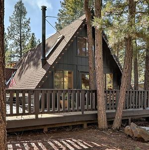 Modern A-Frame Cabin With Deck - Hike, Bike And Ski! photos Exterior