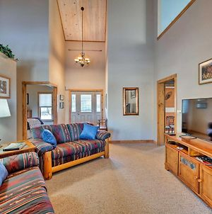 Red Lodge Mtn Retreat With Fire Pit, 10 Mi To Skiing! photos Exterior