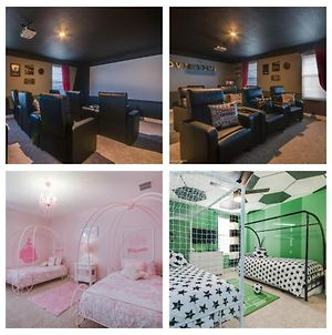 Available Today!! Champions Gate Resort Private Cinema Room - Water Park -7 Miles To Disney photos Exterior