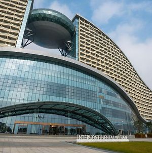Intercontinental Wuhan, An Ihg Hotel photos Exterior