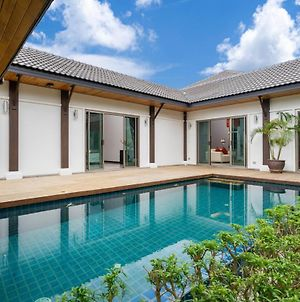 3-4 Bedrooms Villa In Secure Estate In 2Km From Nai Harn Beach photos Exterior