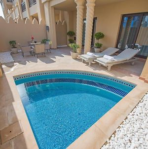 Fairmont Palm Jumeirah Luxurious 3Br Townhouse With Maid'S & Private Pool photos Exterior