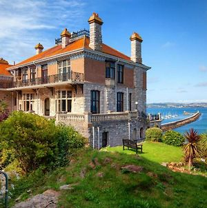 Brixham Chateau Sleeps 16 With Pool And Wifi photos Exterior