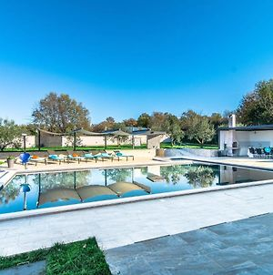Detached Villa With Private Swimming Pool, Covered Terrace And Play Equipment photos Exterior