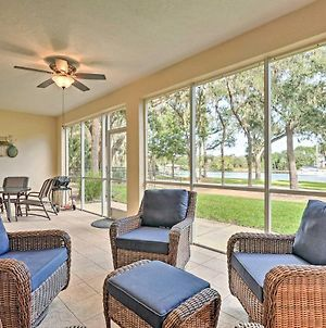 Riverfront Palm Coast Getaway With Resort Amenities! photos Exterior