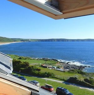 Ocean Lookout - Luxury Woolacombe Beach Apartment With Sea Views photos Exterior