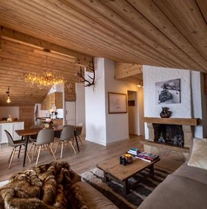 True Ski-In-Out Alpine Chic Penthouse - Verbier'S Best Location photos Exterior