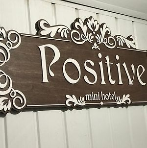 "Мини Отель «Positive"" photos Exterior"