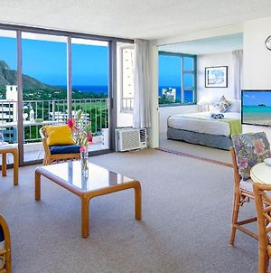 Ocean And Diamond Head Views On 29Th Floor - Short Walk To Beach - Parking & Wifi photos Exterior