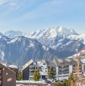 Sunny Flat With An Incredible View At The Heart Of L'Alpe D'Huez - Welkeys photos Exterior