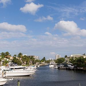 Spectacular View On The Canal, Fort Lauderdale, Very Clean, Free Parking & Wifi photos Exterior