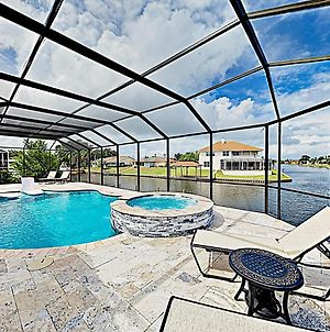 Waterfront Home W/ Stunning Views, Pool, Boat Dock Home photos Exterior